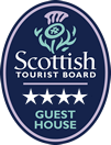 Scottish Tourist Board 4 Star Award